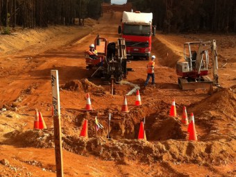 Trenchless Technology. Trenching, Pipe & Cable Laying, Civil Works in Western Australia.