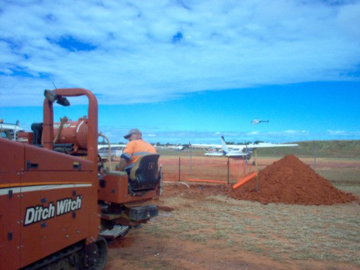 Trenching, Pipe & Cable Laying, Civil Works in Western Australia.